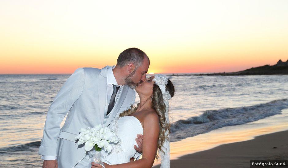 La boda de Jose y Lourdes en Zahora, Cádiz
