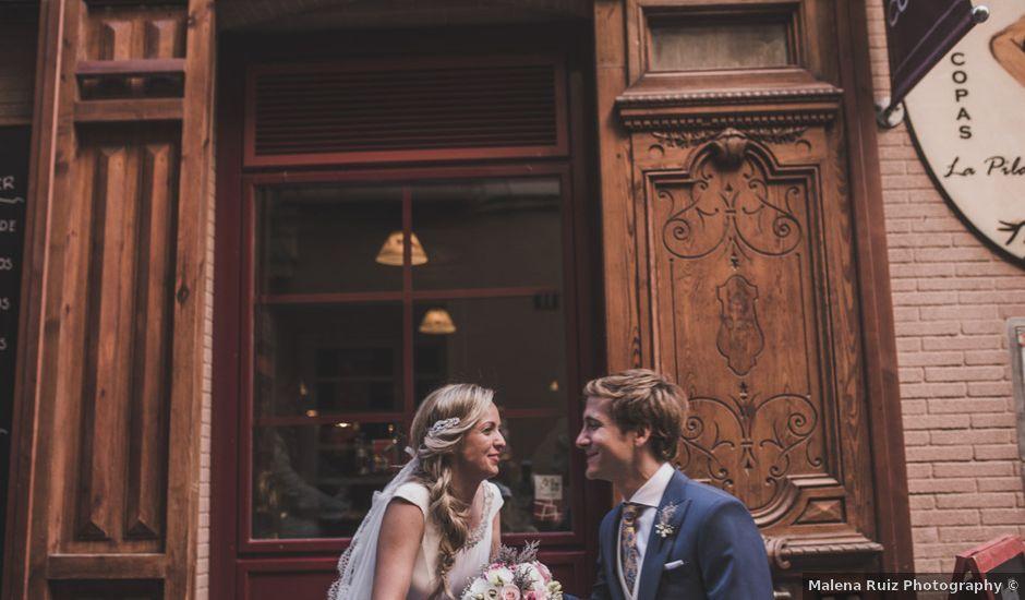 La boda de Javier y Lorena en Zaragoza, Zaragoza