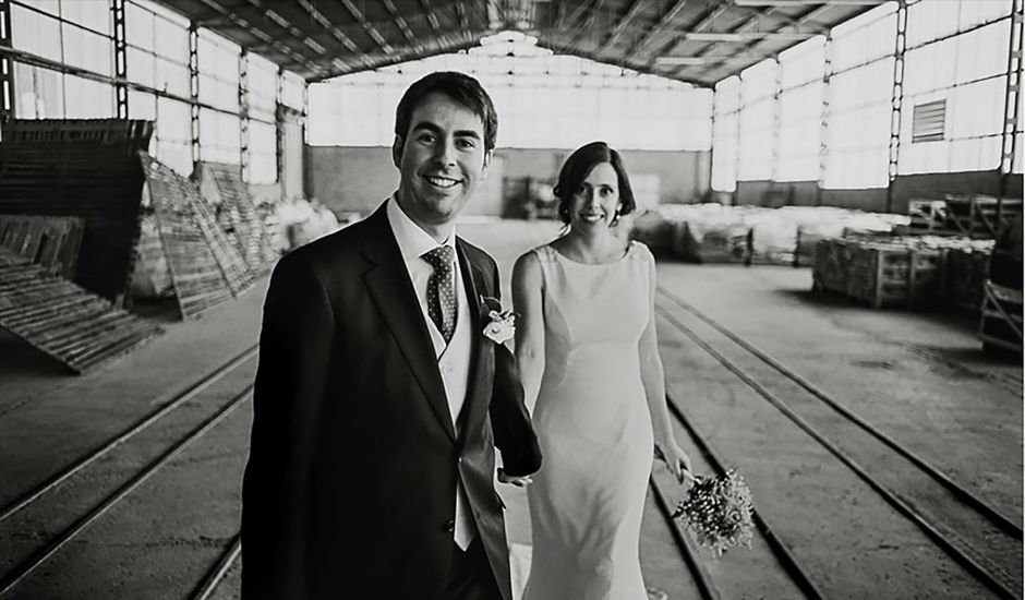 La boda de Manuel y Cristina en Otero De Herreros, Segovia