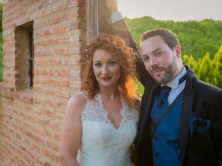 La boda de Mónica y Abel
