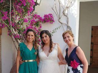 La boda de Cristina y Jorge 1