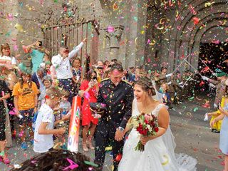 La boda de Ainhoa y David 1