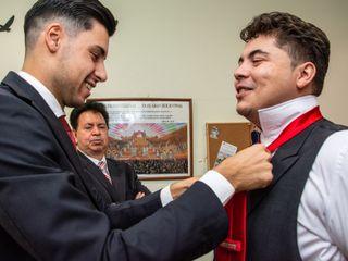 La boda de Rosa y Daniel 1