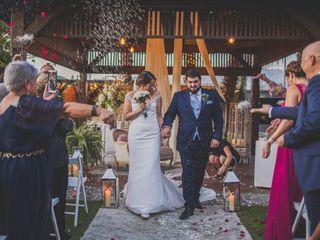 La boda de Tania y Cristóbal