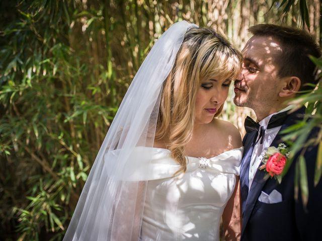 La boda de Danara y Andrea