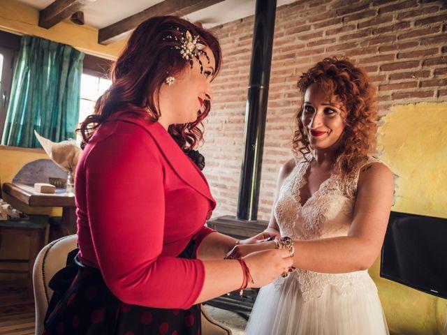 La boda de Abel y Mónica en Olmedo, Valladolid 3