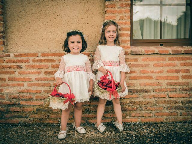 La boda de Abel y Mónica en Olmedo, Valladolid 7