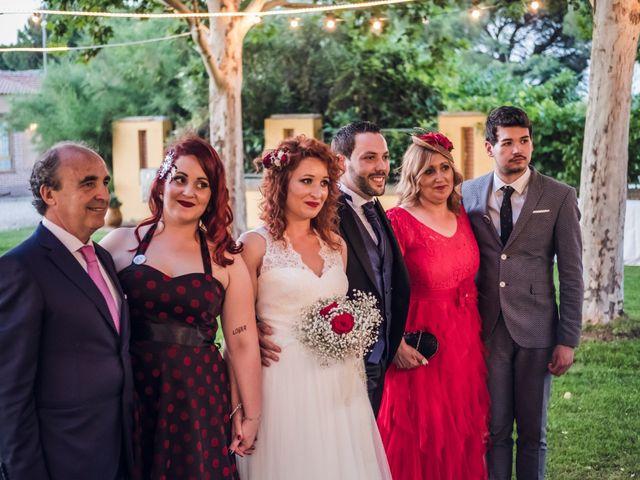 La boda de Abel y Mónica en Olmedo, Valladolid 9
