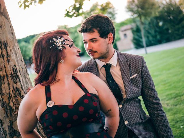 La boda de Abel y Mónica en Olmedo, Valladolid 10