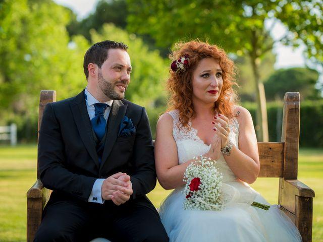 La boda de Abel y Mónica en Olmedo, Valladolid 20