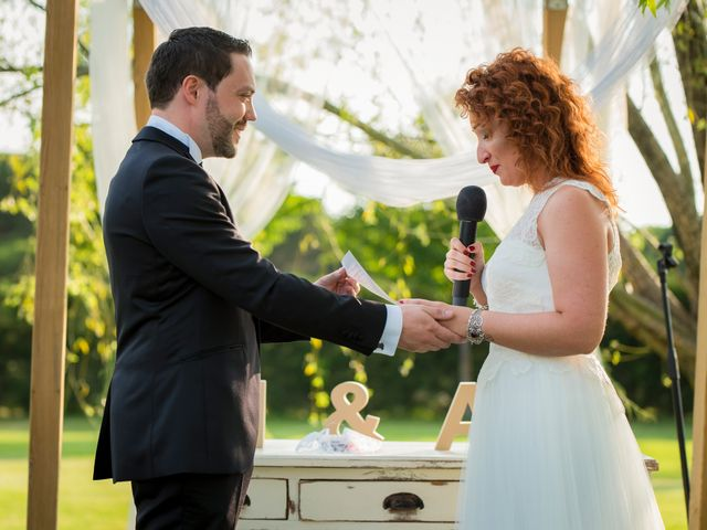 La boda de Abel y Mónica en Olmedo, Valladolid 22