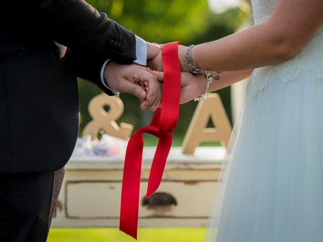 La boda de Abel y Mónica en Olmedo, Valladolid 26