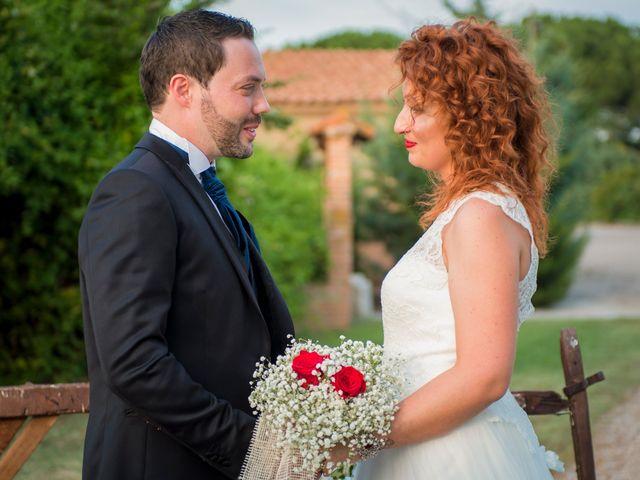 La boda de Abel y Mónica en Olmedo, Valladolid 30