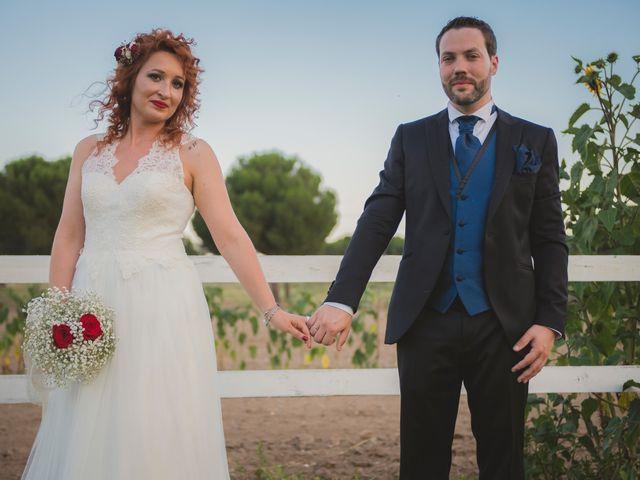 La boda de Abel y Mónica en Olmedo, Valladolid 33