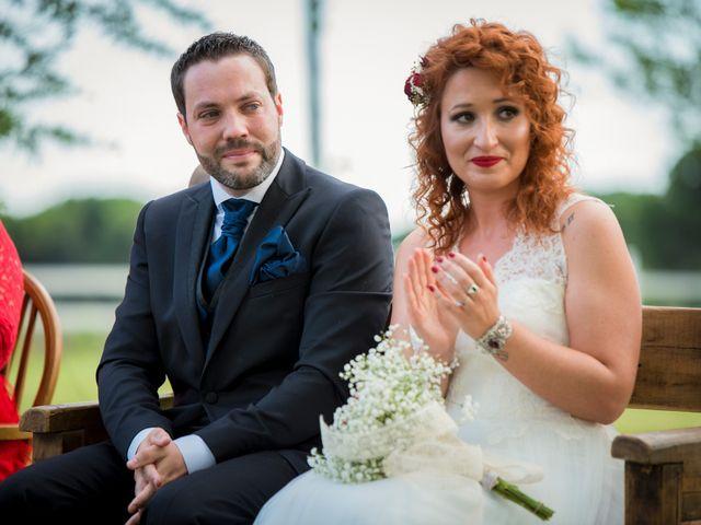 La boda de Abel y Mónica en Olmedo, Valladolid 38