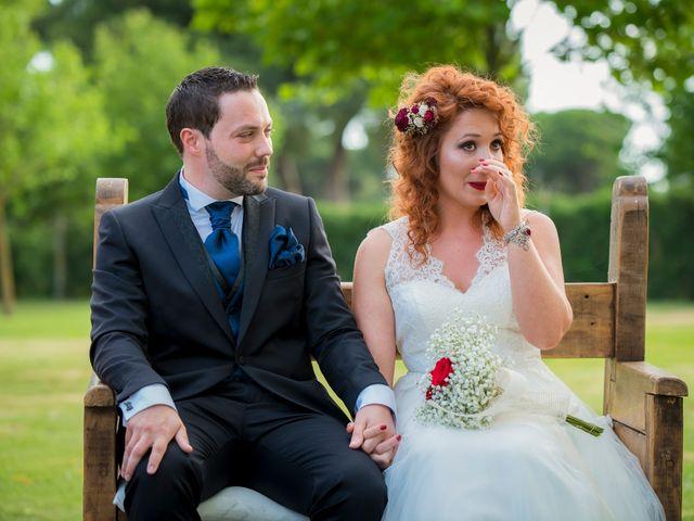 La boda de Abel y Mónica en Olmedo, Valladolid 40