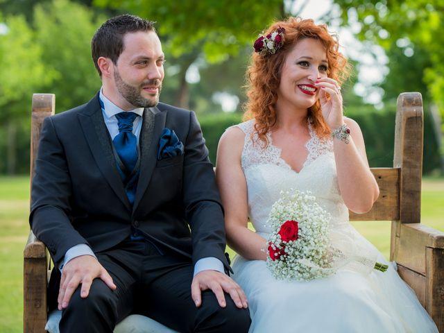 La boda de Abel y Mónica en Olmedo, Valladolid 41