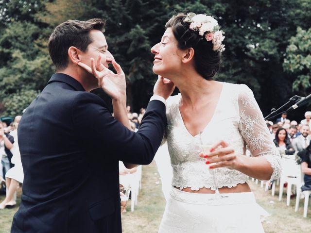 La boda de Cannelle y Arthur