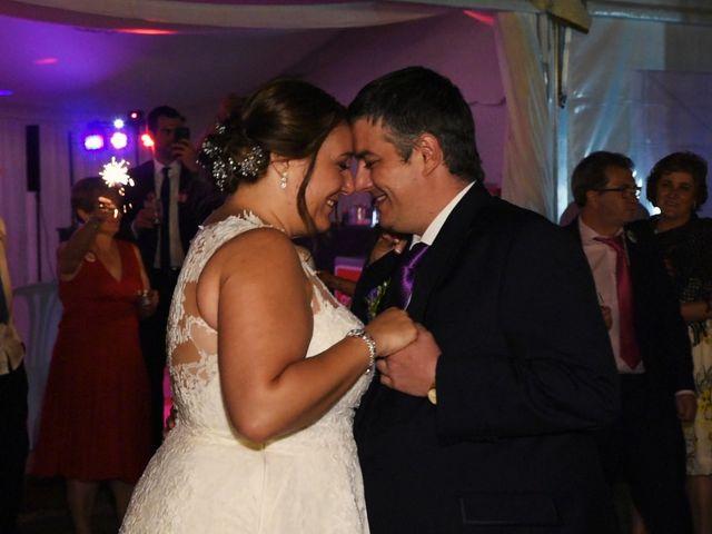 La boda de Sara y Alfredo