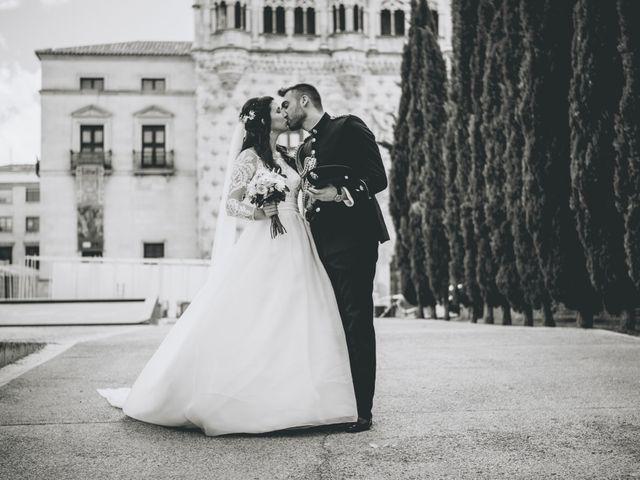 La boda de David y Paloma en Guadalajara, Guadalajara 15