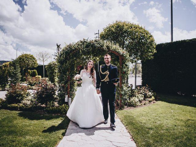 La boda de David y Paloma en Guadalajara, Guadalajara 17