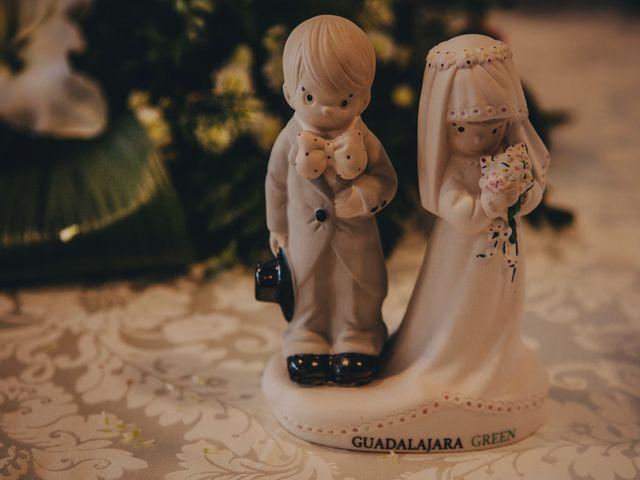 La boda de David y Paloma en Guadalajara, Guadalajara 22
