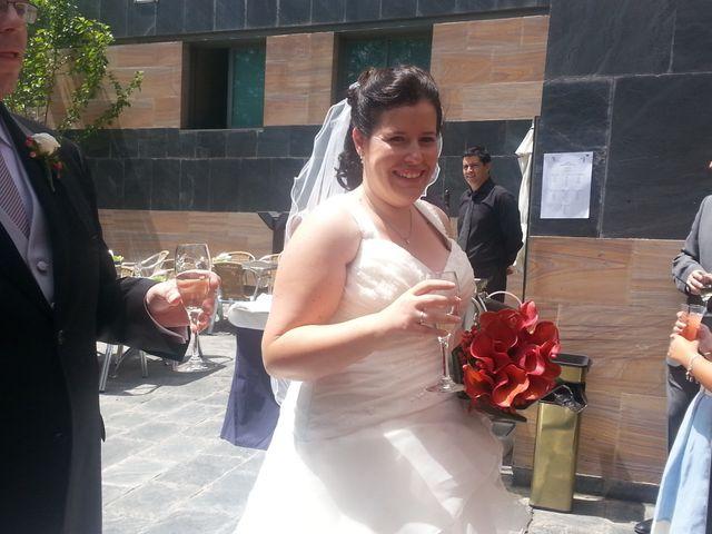 La boda de Juan y Isabel en Parla, Madrid 1