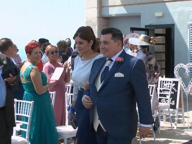 La boda de Oscar y Cristina en Benidorm, Alicante 4