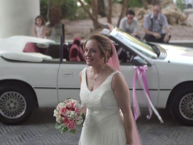 La boda de Oscar y Cristina en Benidorm, Alicante 6