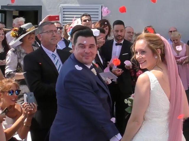 La boda de Oscar y Cristina en Benidorm, Alicante 9