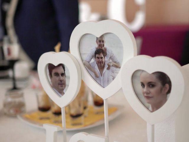 La boda de Oscar y Cristina en Benidorm, Alicante 10