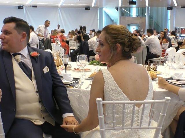 La boda de Oscar y Cristina en Benidorm, Alicante 13