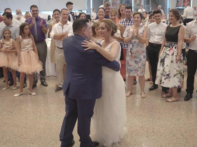 La boda de Oscar y Cristina en Benidorm, Alicante 14