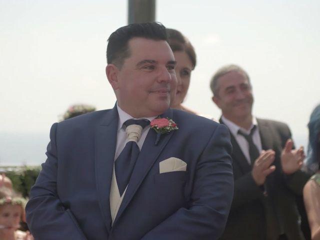 La boda de Oscar y Cristina en Benidorm, Alicante 21