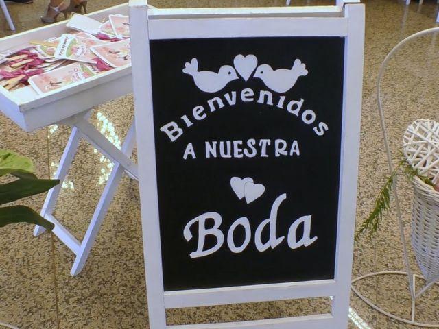 La boda de Oscar y Cristina en Benidorm, Alicante 23