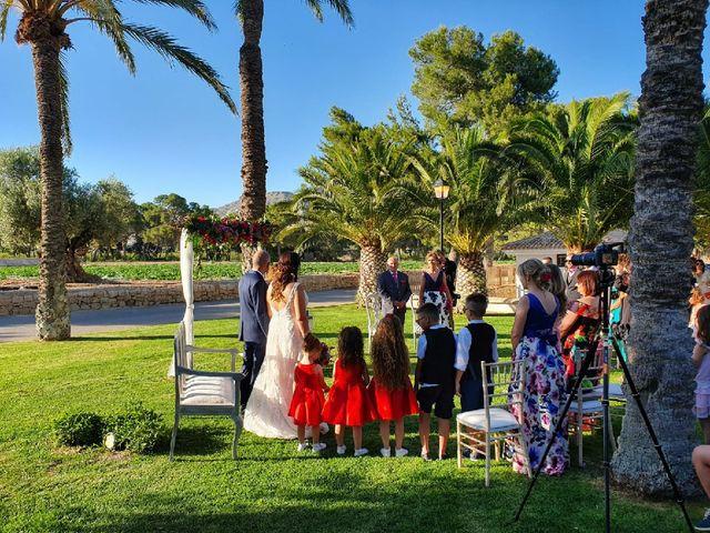 La boda de Jorge y Cristina en Elx/elche, Alicante 5