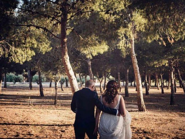 La boda de Cristina y Jorge