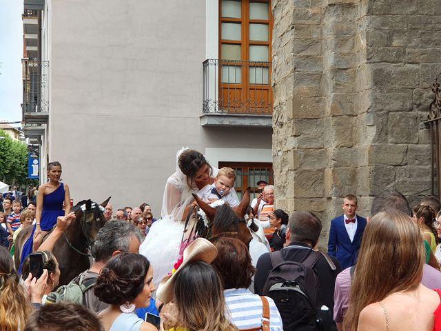 La boda de David y Ainhoa en Jaca, Huesca 4