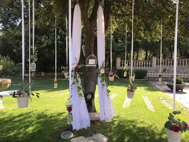 La boda de Dennys y Carlos en Sant Vicenç De Montalt, Barcelona 5