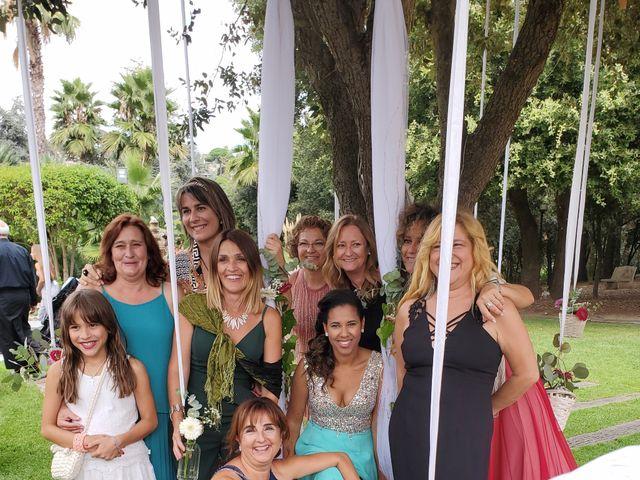La boda de Dennys y Carlos en Sant Vicenç De Montalt, Barcelona 8