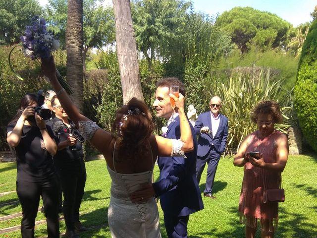 La boda de Dennys y Carlos en Sant Vicenç De Montalt, Barcelona 9