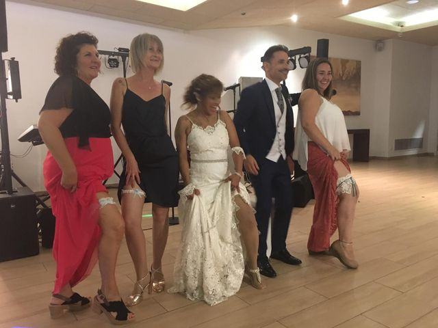 La boda de Dennys y Carlos en Sant Vicenç De Montalt, Barcelona 10