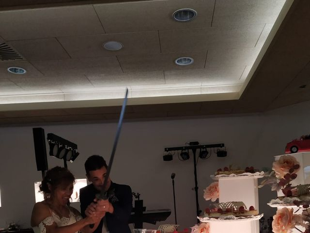 La boda de Dennys y Carlos en Sant Vicenç De Montalt, Barcelona 11