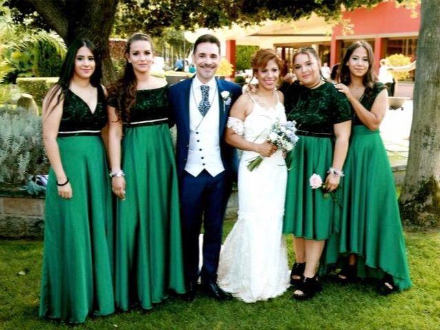 La boda de Dennys y Carlos en Sant Vicenç De Montalt, Barcelona 14
