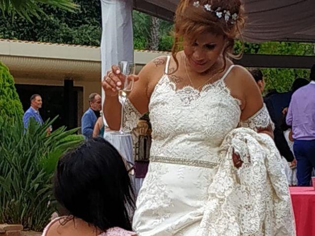 La boda de Dennys y Carlos en Sant Vicenç De Montalt, Barcelona 15