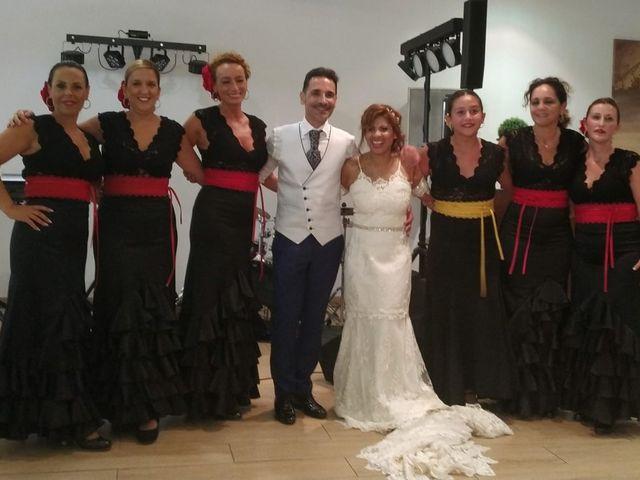 La boda de Dennys y Carlos en Sant Vicenç De Montalt, Barcelona 16