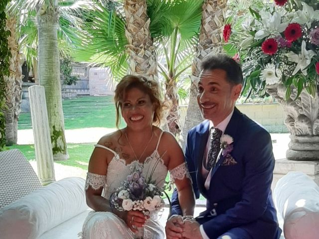 La boda de Dennys y Carlos en Sant Vicenç De Montalt, Barcelona 20