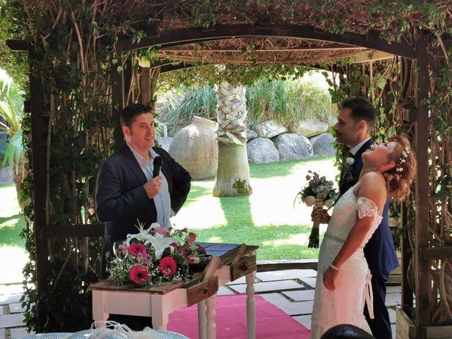 La boda de Dennys y Carlos en Sant Vicenç De Montalt, Barcelona 23