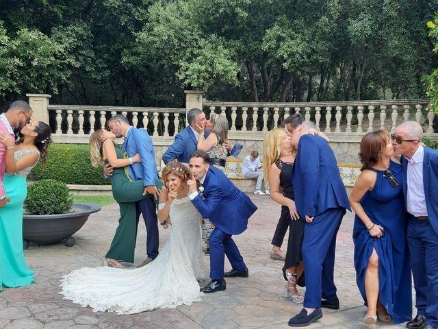 La boda de Dennys y Carlos en Sant Vicenç De Montalt, Barcelona 30