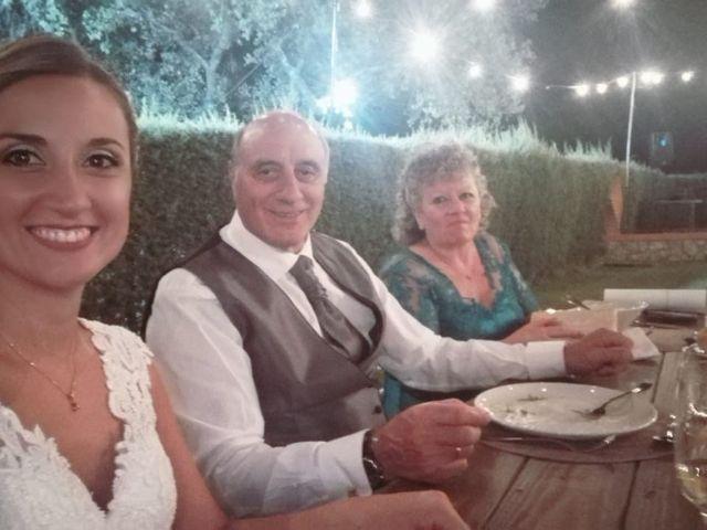 La boda de Javier y Sofia en Serradilla, Cáceres 1
